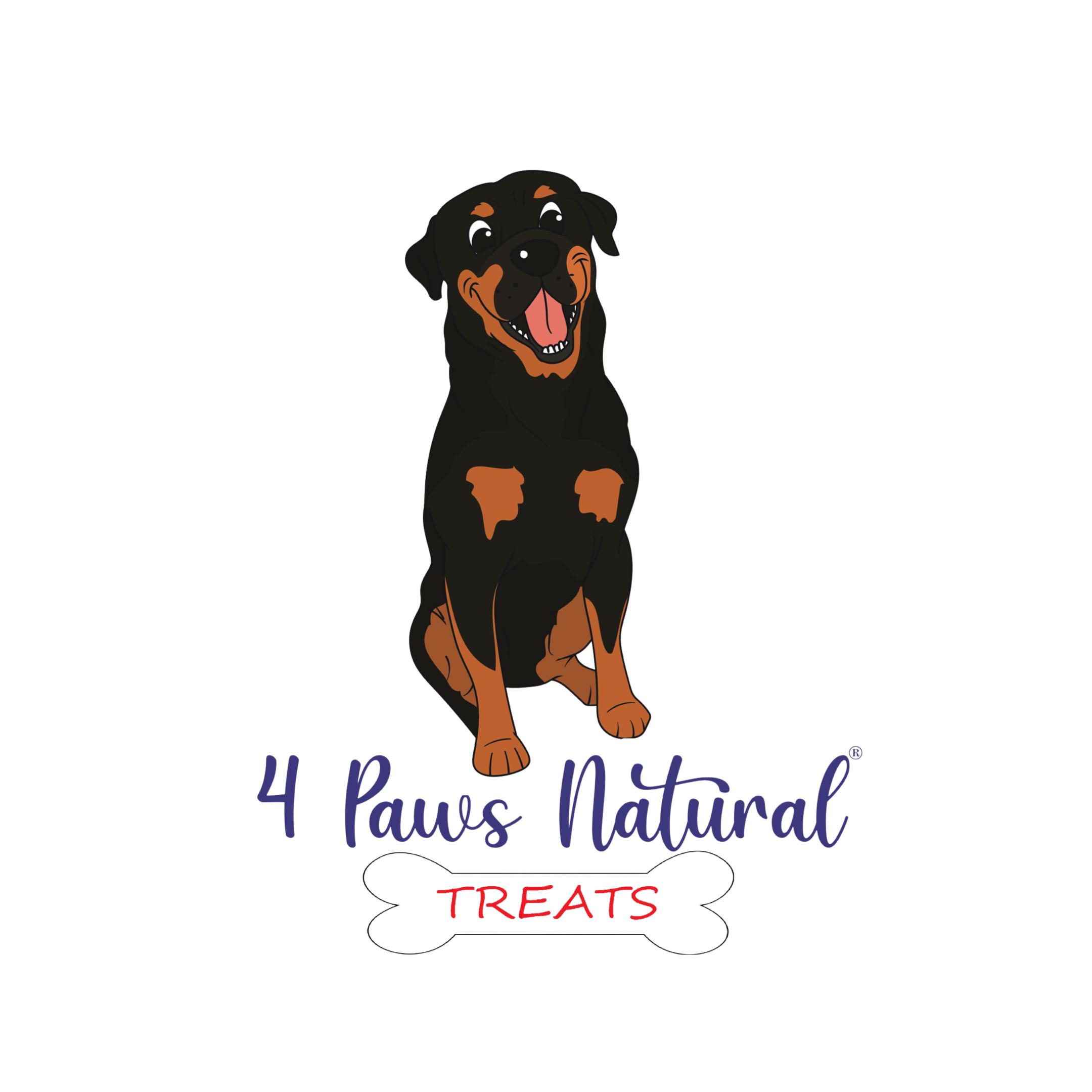 4pawsnaturaltreats