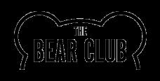 The Bear Club Logo Black High Res